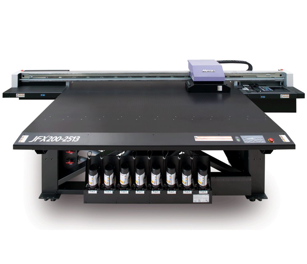 Mimaki JFX200-2513 Flatbed Printer-1