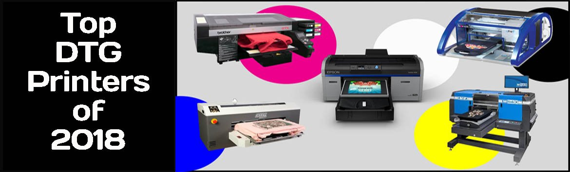 e2fd33f8 The Top 5 T-Shirt Printing Machines of 2019 [w/ Comparison Table]