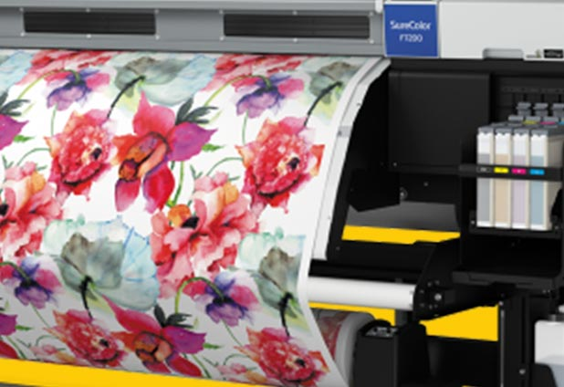 Digital Textile Fabric Printing Itnh
